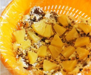 """Торт """"Панчо"""" без выпечки - фото шаг 5"""