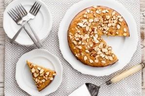 Миндально-яблочный пирог - фото шаг 15