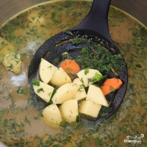 Простой грибной суп - фото шаг 5