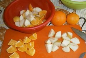Варенье из груш в мультиварке - фото шаг 2