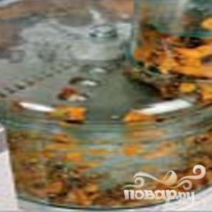 Куриные зразы с сухофруктами под апельсиновым соусом - фото шаг 3