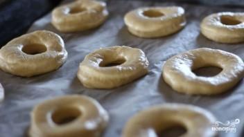 Пончики печеные - фото шаг 7