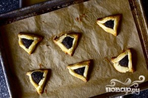 Печенье с маком и изюмом - фото шаг 4