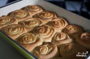 Лимонные булочки с глазурью - фото шаг 7