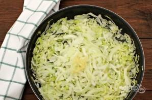 Пирог из капусты (с фаршем) - фото шаг 2