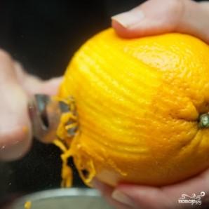 Апельсиновое мороженое - фото шаг 1