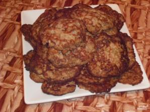 Печеночные котлеты из куриной печени - фото шаг 8