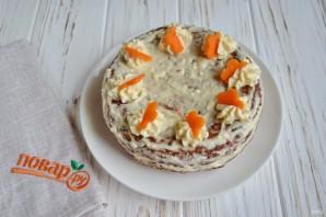 """Морковный торт """"Рыжий дружок"""" - фото шаг 10"""