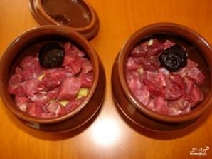 Суп гороховый в горшочке - фото шаг 3