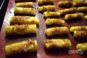 Печенье с ревенем - фото шаг 5
