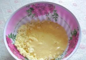 Сырники с творогом на сыворотке - фото шаг 2