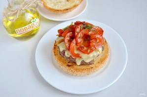 Очень вкусный бургер - фото шаг 10