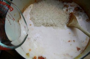 Курица с рисом в духовке - фото шаг 5