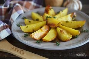 """Картошка """"Айдахо"""" - фото шаг 6"""