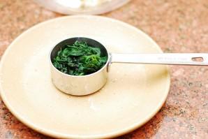 Равиоли со шпинатом в сливочном соусе - фото шаг 3