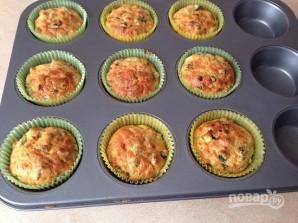 Овощные кексы - фото шаг 10