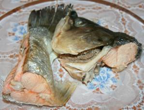 Рыбный суп с овощами - фото шаг 1