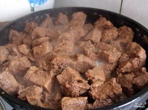 Тушеное мясо в собственном соку - фото шаг 15