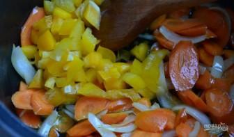 Суп с нутом и вермишелью - фото шаг 2
