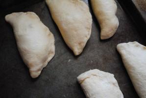 Воздушные пирожки за 5 минут - фото шаг 6