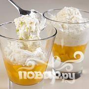 Манговое желе с рисом - фото шаг 5