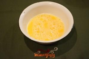 Кабачки жареные с чесноком и яйцом - фото шаг 5