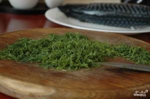 Скумбрия, запеченная в духовке - фото шаг 2