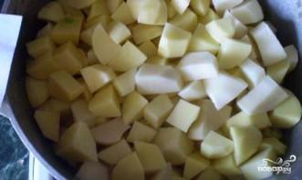 Утка, тушенная с овощами - фото шаг 4