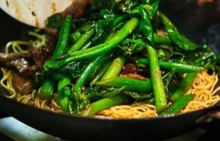 Лапша с говядиной по-китайски - фото шаг 7