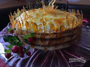 """Торт """"Морковное чудо"""" - фото шаг 14"""