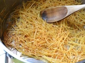 Суп овощной с вермишелью - фото шаг 2