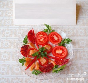 Красный салат - фото шаг 4