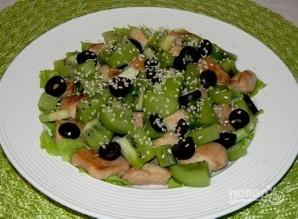 Салат с киви и курицей - фото шаг 6