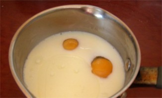Молочная лапша - фото шаг 1