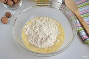 Ореховые булочки - фото шаг 4