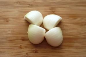 Суп из баранины с перловкой - фото шаг 3