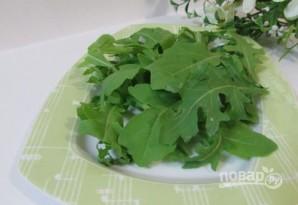 Теплый салат с грушей - фото шаг 4