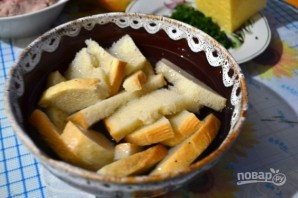 Фрикадельки в сырной шубке - фото шаг 2