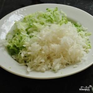 Тайский салат с дайконом - фото шаг 4