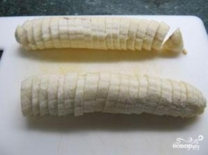 Торт из коржей со сгущенкой - фото шаг 3