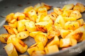 Жареный картофель - фото шаг 4