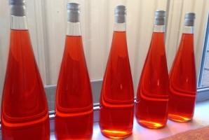 Вино из ягод - фото шаг 6