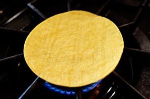 Энчиладас с курицей и сыром - фото шаг 8