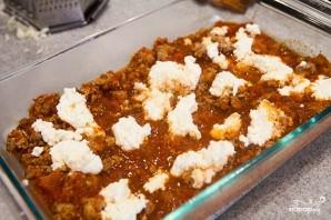 Макароны под соусом в духовке - фото шаг 3