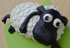 Торт на день рождения девочке 6 лет - фото шаг 6