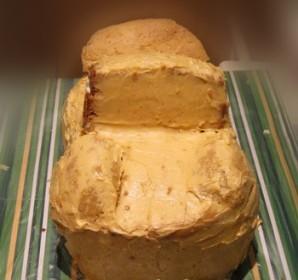 "Торт ""Внедорожник"" - фото шаг 4"
