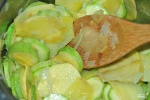 Крем-суп из кабачков - фото шаг 2