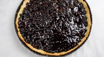 Черничный пирог диетический - фото шаг 5