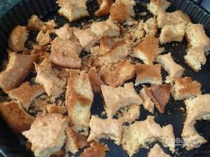 Бисквитные пирожные с кремом - фото шаг 8