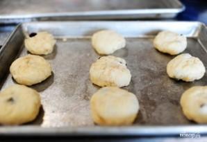 Сдобные булочки на Пасху - фото шаг 19